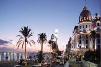 Quartir de la ville de Nice