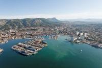 Port de pêche de Toulon
