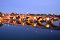 Pont Neuf et la Garonne