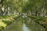 Photo du Canal du midi